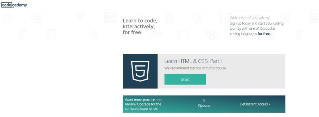 gratis programmeercursus