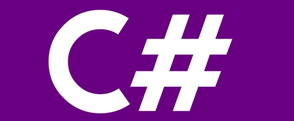 Programmeertaal: C#