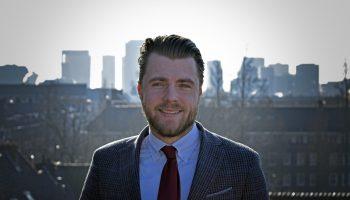 Sean de Business Developer over het rondgooien met kabouters