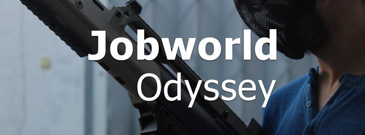 Jobworld Odyssey - Sollicitatiegame Bonque