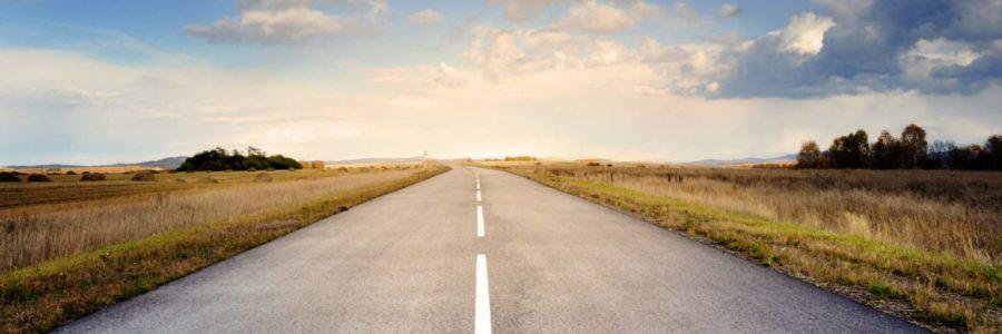 Weg - de route naar je droombaan