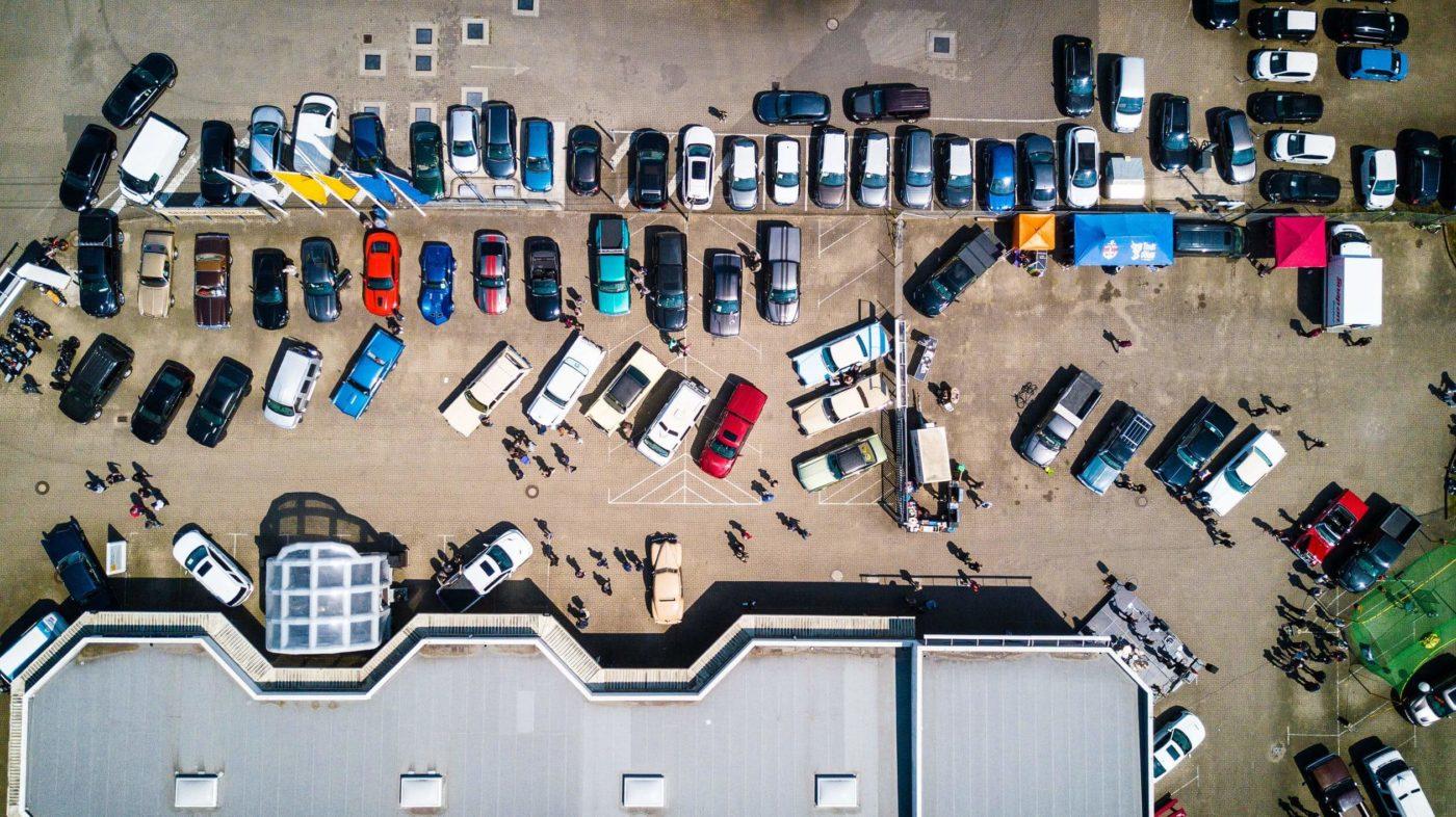 Sollicitatiegesprek voorbereiden - parkeerplek zoeken