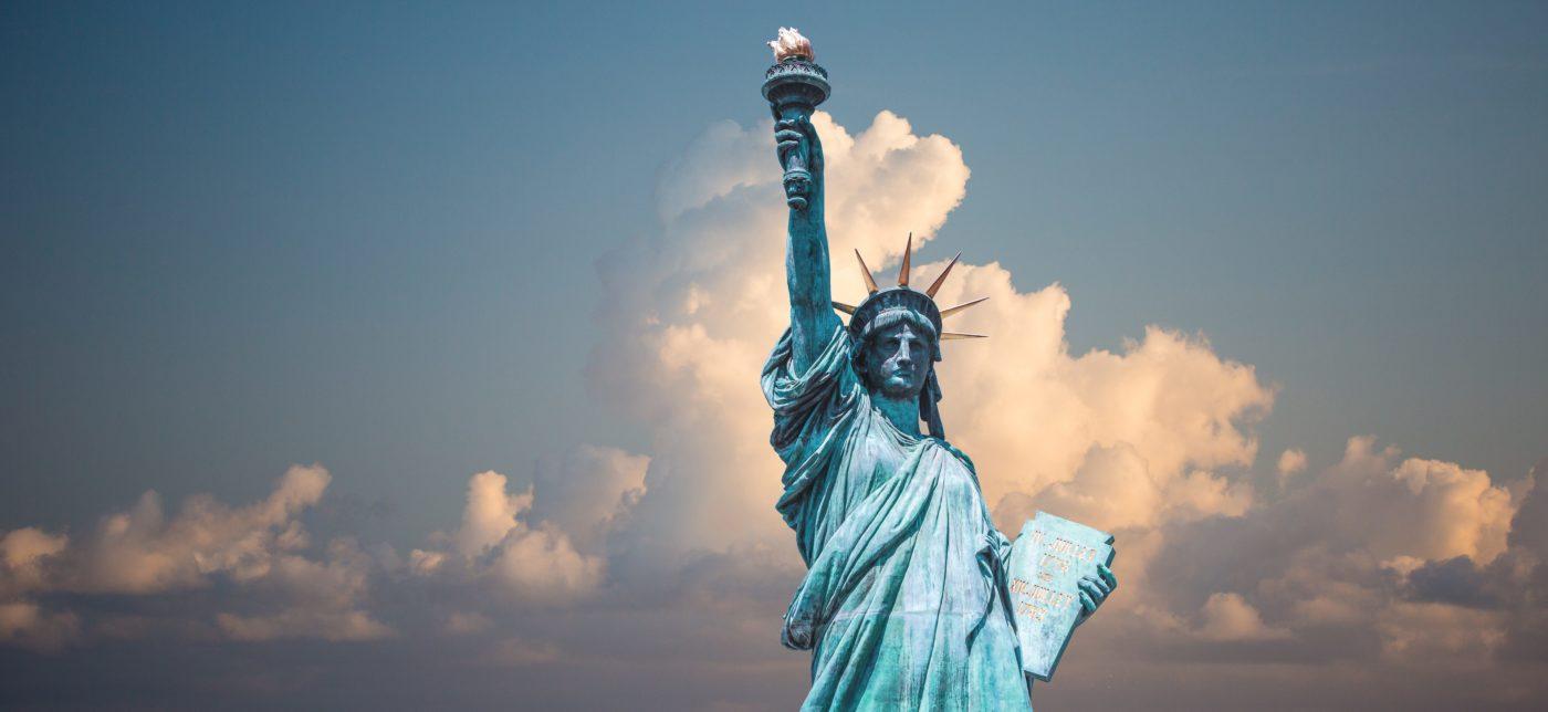 Statue of Liberty - Netneutraliteit