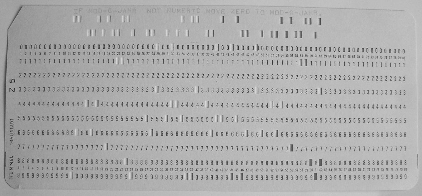 Programmeertalen - COBOL