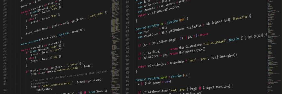 Programmeertalen - code
