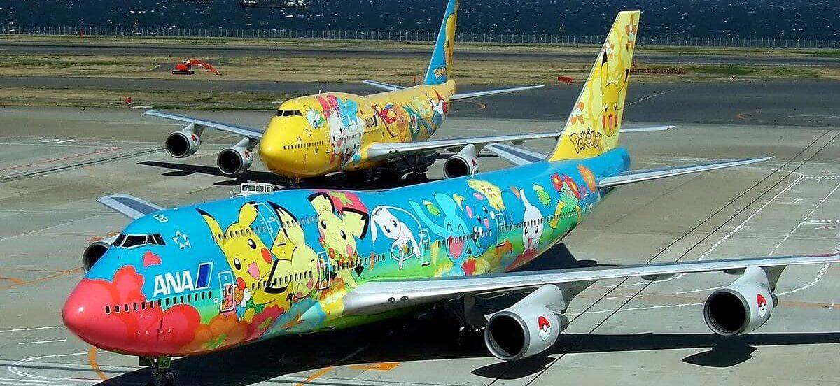 pokémon-plane-kawaii-ANA